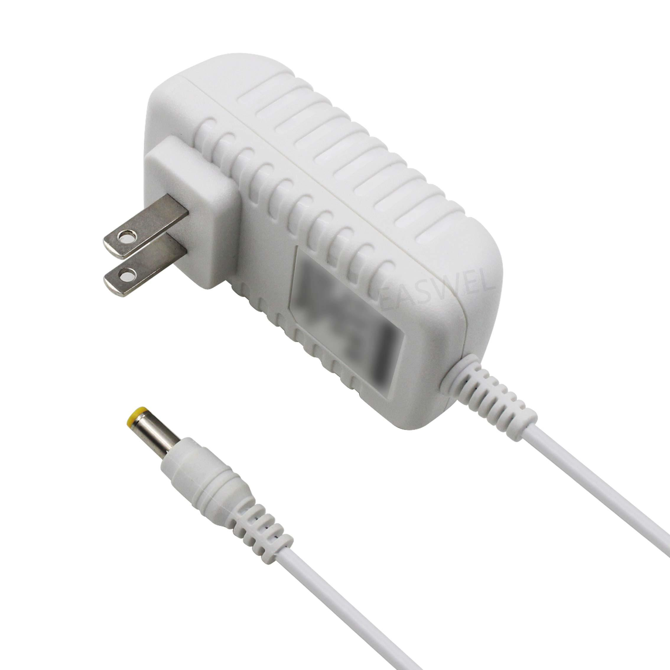 12V 2A AC Wall Charger Power Adapter for WD MY BOOK Essential External Hard  Drive 4TB 3TB 2TB 1TB