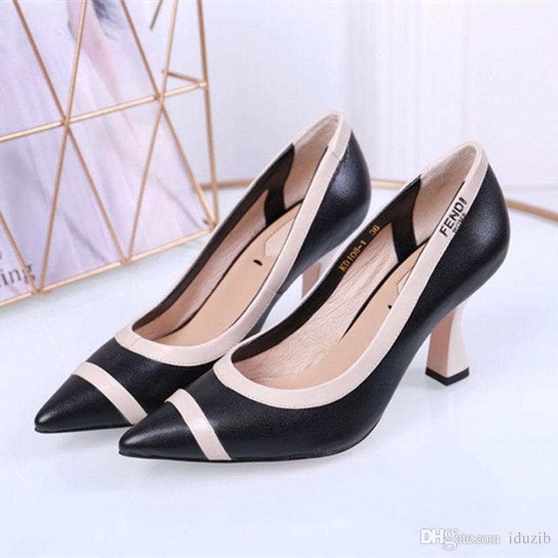 1d95cfeb3 2020 Women Pumps Snake Shoes Woman Red Bottom Pointed Toe High Heels Shoes  Luxurious Designers Wedding Bridal Shoes Sexy High Heels 35 41 Mens Dress  Shoes ...