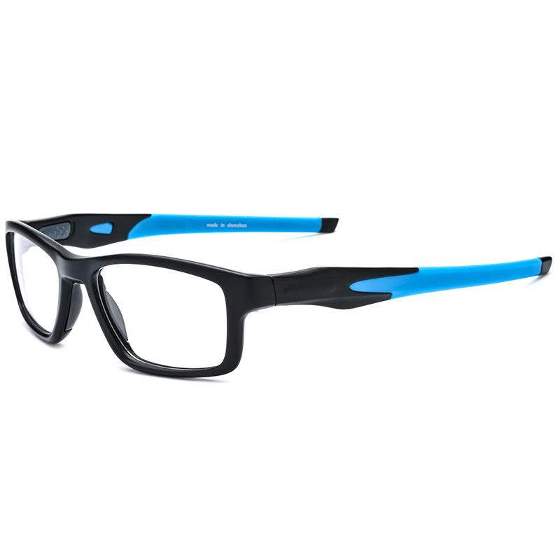 f25525eed4b2 2019 Outdoor Sports Glasses Frame Men Spectacle Eyeglasses Cycling Riding  Prescription Eyewear Oculos De Grau From Marquesechriss