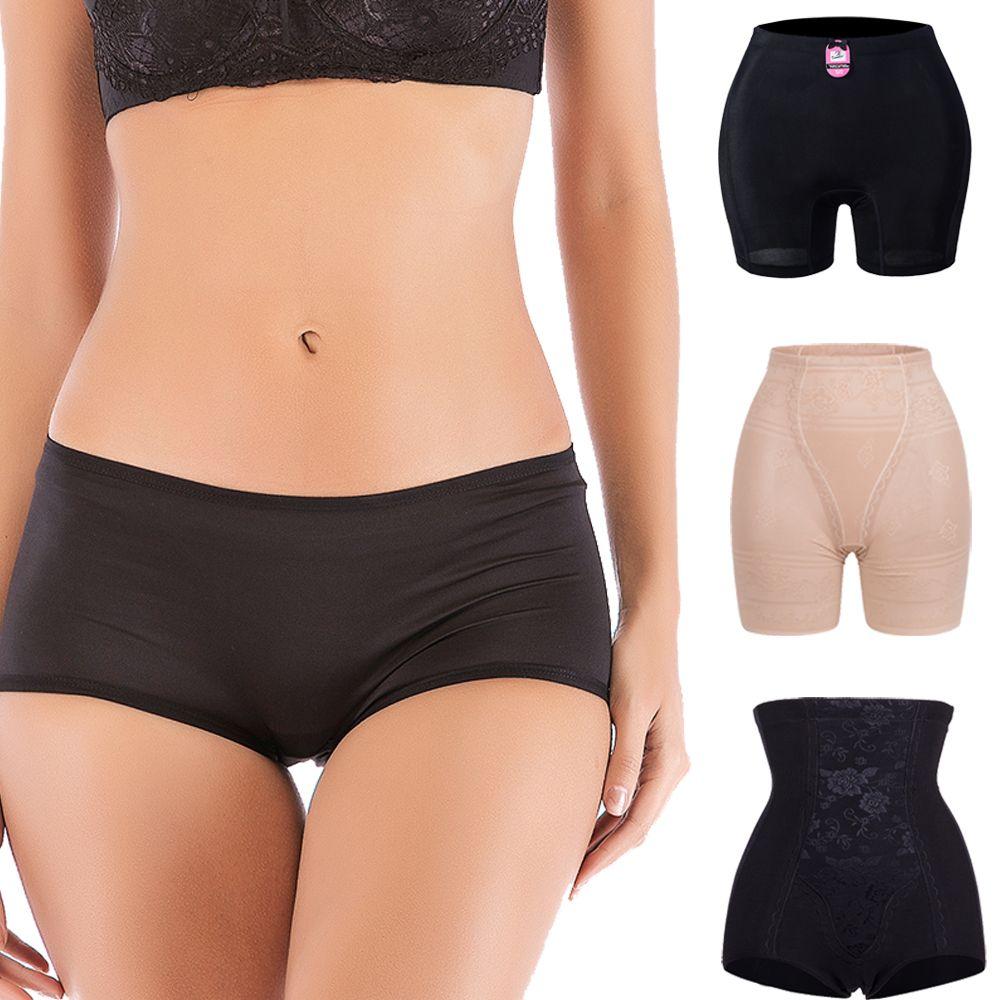 0a79d8960 2019 MYLEY Control Pants Women High Waist Body Shaper Panties Sseamless  Tummy Belly Waist Slimming Shapewear Butt Llifter Underwear From Jiuwocute