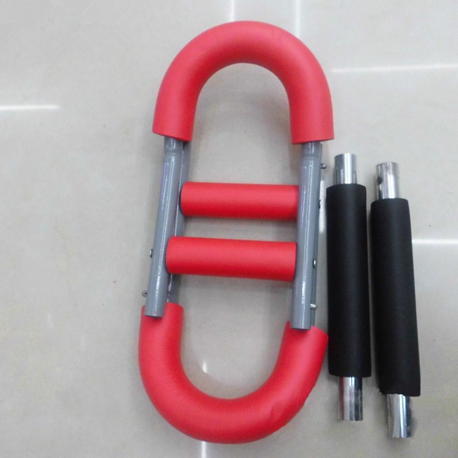 Acheter PENGROAD 30kg Main Pince Bras Formateur Force Avant Bras Équipement  De Remise En Forme Gym Poignée Bras Bras Entraînement Machine Musculation  ... 3889dccef3d