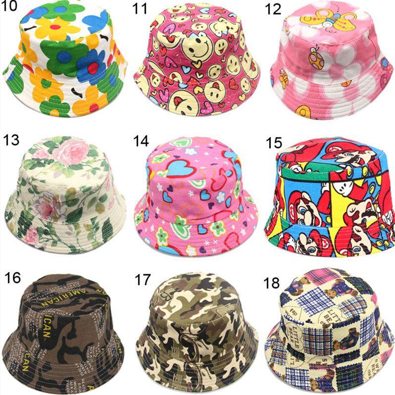 2019 Kids Hats Children Honey Flower Bucket For Kids Packable Foldable  Fishing Caps Baby Summer Wide Brimmed Beach Sun Visor Accessories From  Emingcompany 17b9d7714a58