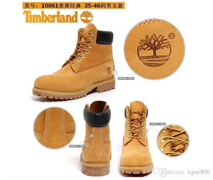 971858b8 Compre Nuevas Botas TIMBERLAND Hombre Mujer Botas De Invierno Amarillo  Negro Blanco Zapatillas De Deporte Para Hombre Para Mujer Botas De  Diseñador Casual ...