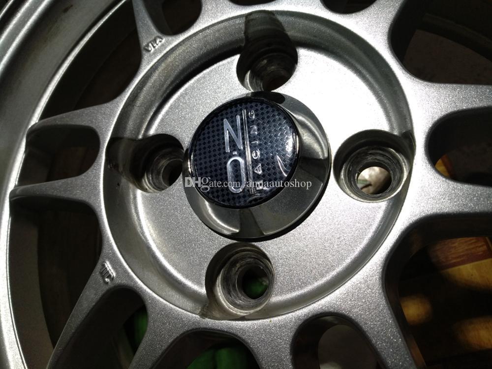 235eff3f477 2019 High Quality 68mm62mm Auto Wheel Center Caps OZ Emblem For Rota ...