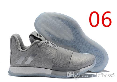 d31fb130b28e 2019 News Harden Vol. 3 MVP Basketball Shoes Men Red Grey Black James  Harden 3s III Outdoor Trainers Sports Running Shoes Size 7 11.5 Lzfboss From  Lzfboss5