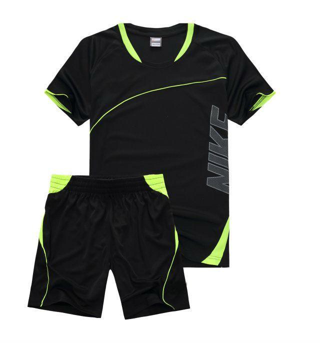 c899875bf73 Compre 2019 New Arrivals Camiseta De Manga Corta Y Pantalón Corto De Verano  Para Hombre De Nike Sudadera Deportiva Con Capucha Traje Deportivo Conjunto  De ...