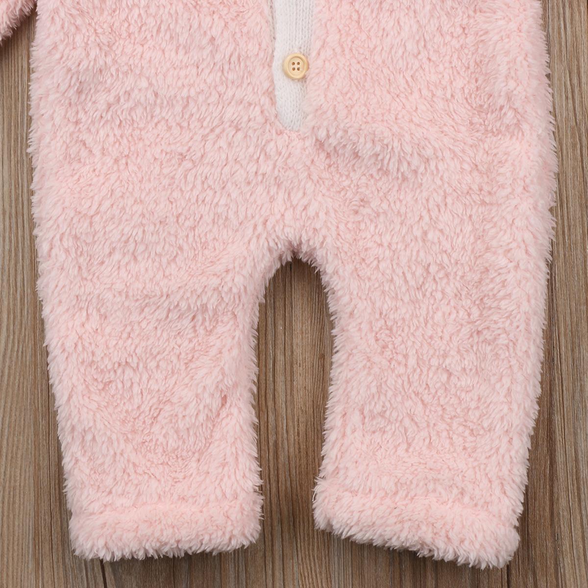 Infante appena nato della ragazza del neonato pagliaccetti lunghi del manicotto del cotone della tuta della tuta copre l'attrezzatura dei bambini delle ragazze dei ragazzi del pagliaccetto 0-4Y