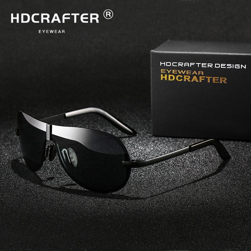 fb0c0aef709 Brand Sunglasses Men Polarized Driving Sun Glasses UV400 Classic Pilot  Sunglasses For Male Coating Mirror Goggles Oculos De Sol Sunglasses Cheap  Sunglasses ...