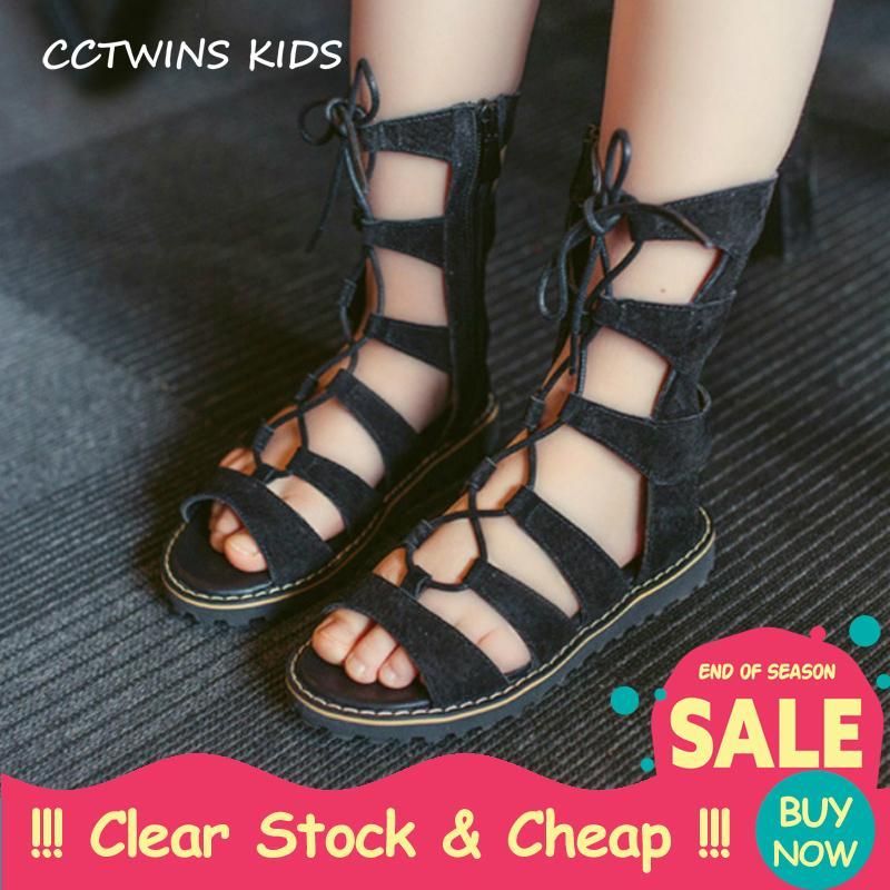 Kids Pink Cctwins 2017 Cordones Verano Niños Gladiador Con Compre 5q4R3ALj