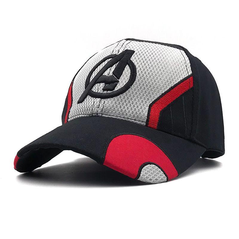 34a25bdb6b8 2019 New Marvel AVENGERS Infinity War Caps 3D Embroidery Cotton Baseball  Cap Men Snapback Hat For Women Gorras Bone Casquette
