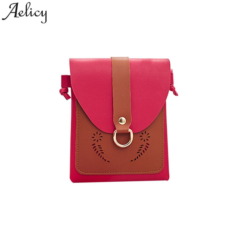 Cheap Fashion Aelicy Bags For Women 2019 Hot Sale Fashion Hollow Out Carved  Flower Chinese Style Crossbody Bag Shoulder Bag Coin Bag Side Bags Handbag  ... 3011fbefe803d