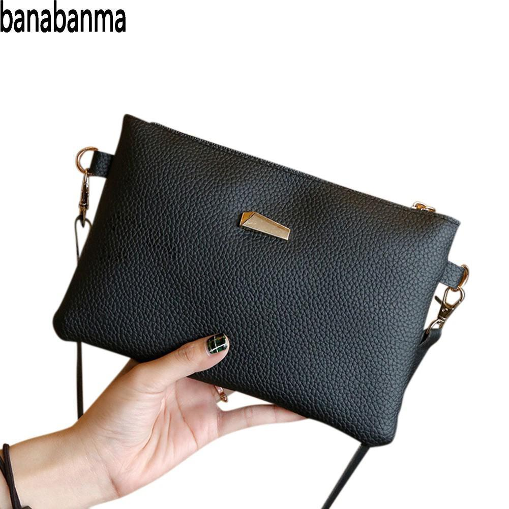 4da0b61a39ed Cheap Banabanma Women Retro Handbag Simple Stylish Shoulder Bags Tote Purse  Elegant All Match Messenger Satchel Bags For Women 2018 20 Handbag Sale  Side ...
