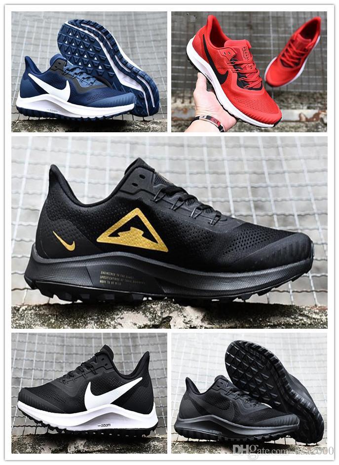 promo code 0be63 37d3d 2019 Nike Zoom Pegasus 36 Turbo running shoes man outdoor run sport  sneakers Pegasus 36 runer shoe size 40-45