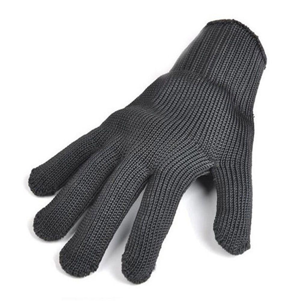 1 Pair Cut Resistant Safety Gloves Anti-cutting For Gardening Butcher Work Outdoor Protection Tool Elastic Stab Resistant Mitten Discounts Price Back To Search Resultstools Protective Gears