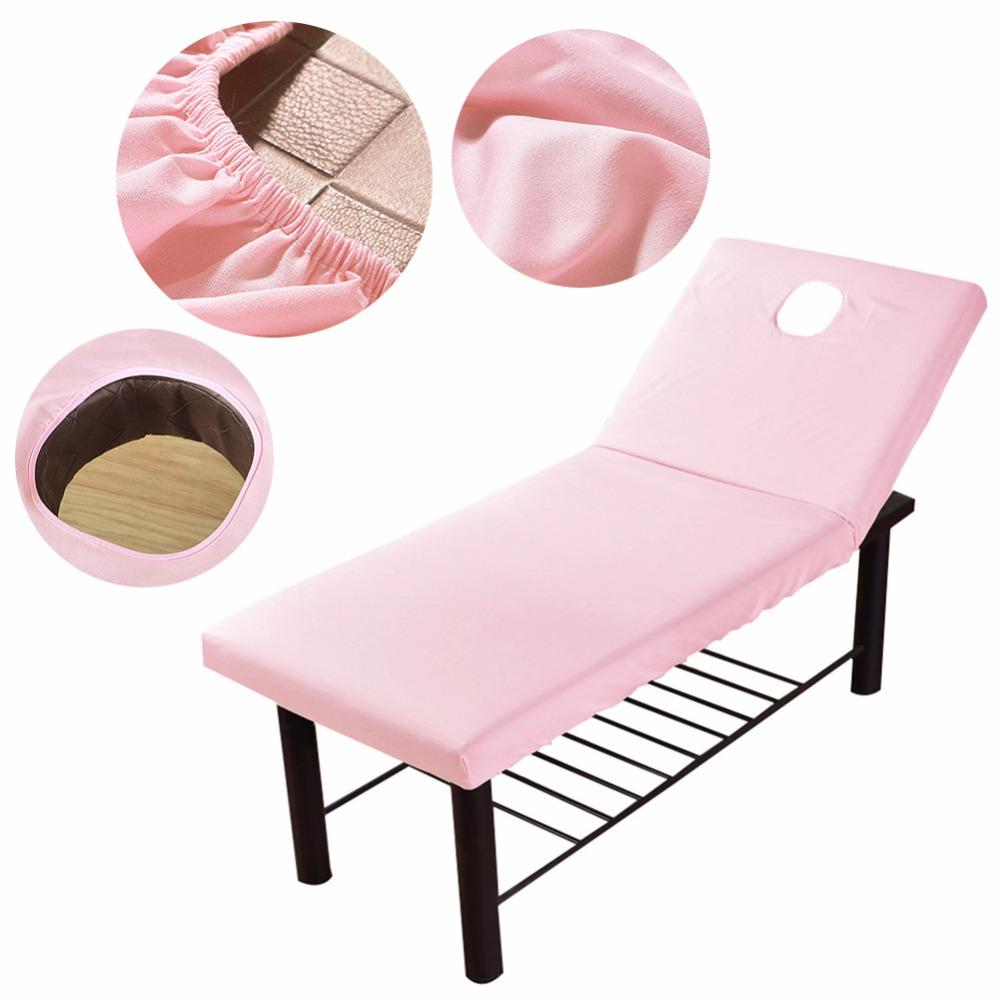 With bed facial massage sheet spa table the expert