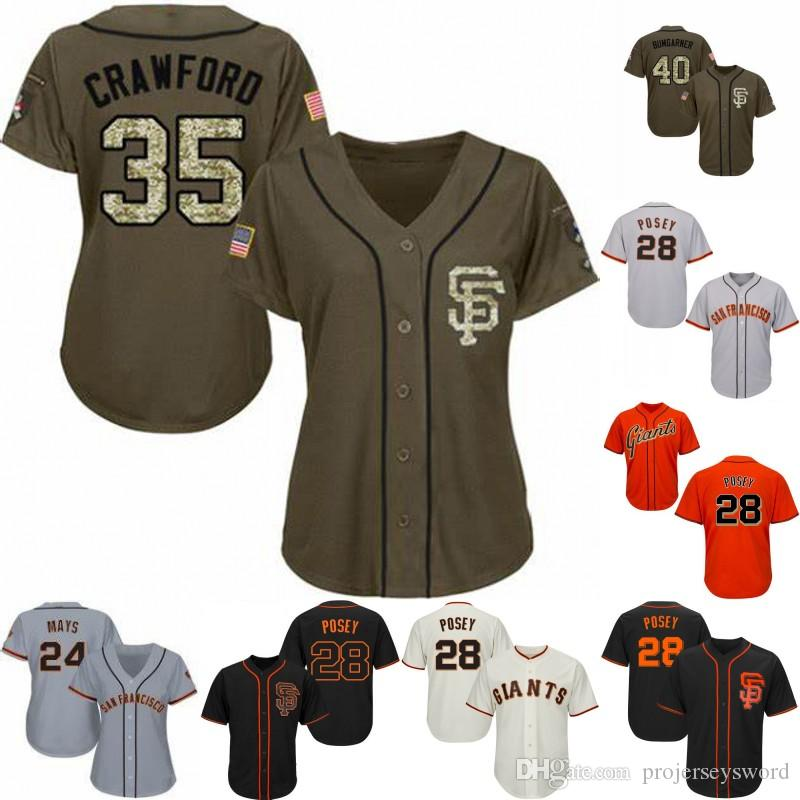 81a0ca77891 2019 Lady   Youth San Francisco Jersey 57 Dereck Rodriguez 31 Drew ...