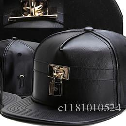 Hot New Arrival Cayler & Sons Snapback Black Caps Fashion Adjustable Sport Hats for Man Woman TOP Leather Baseball Cap Metal lock hat