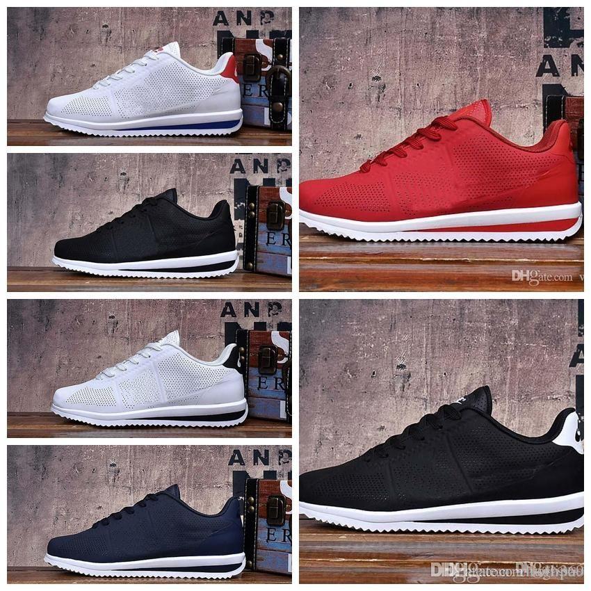 wholesale dealer 92196 48463 2018 CORTEZ ULTRA MOIRE Top Quality Wholesale Cheap Sneaker Men S Running  Sport Shoes Clogs For Women Shoe Boots From Uitraman,  38.82  DHgate.Com