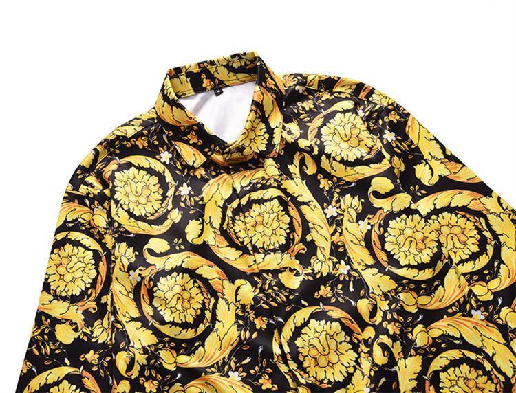 6070370b0e140f Male Style Shirt 2018 New Pattern Pure Cotton Man Whole Occupation ...