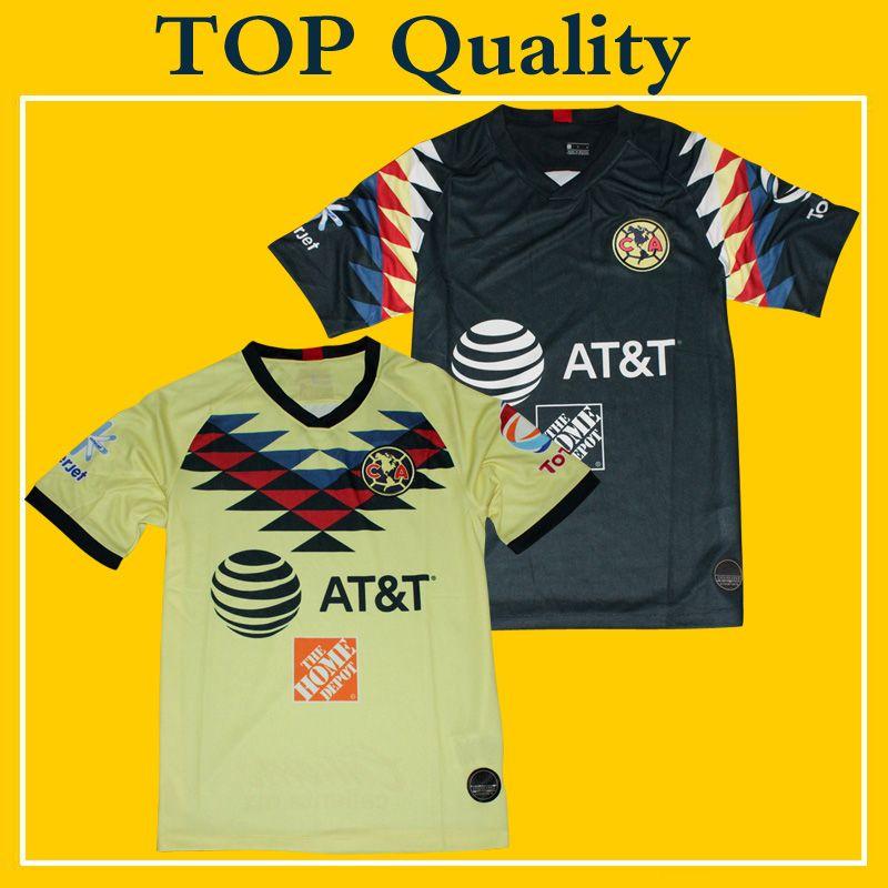 53b818f48e8 2019 Club America Soccer Jerseys 2020 Home Away Third 19 20 Liga MX  O.PERALTA G.RODRIGUEZ MATEUS MARTINEZ Top Quality Football Shirt From  Soccertong