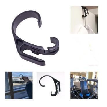 5 in 1 SteamClip Most Advanced Multitool Hanging Hook Bottle Opener Phone Stand Thread Tag Cutter Hanger Stroller Parts CCA11026 30pcs