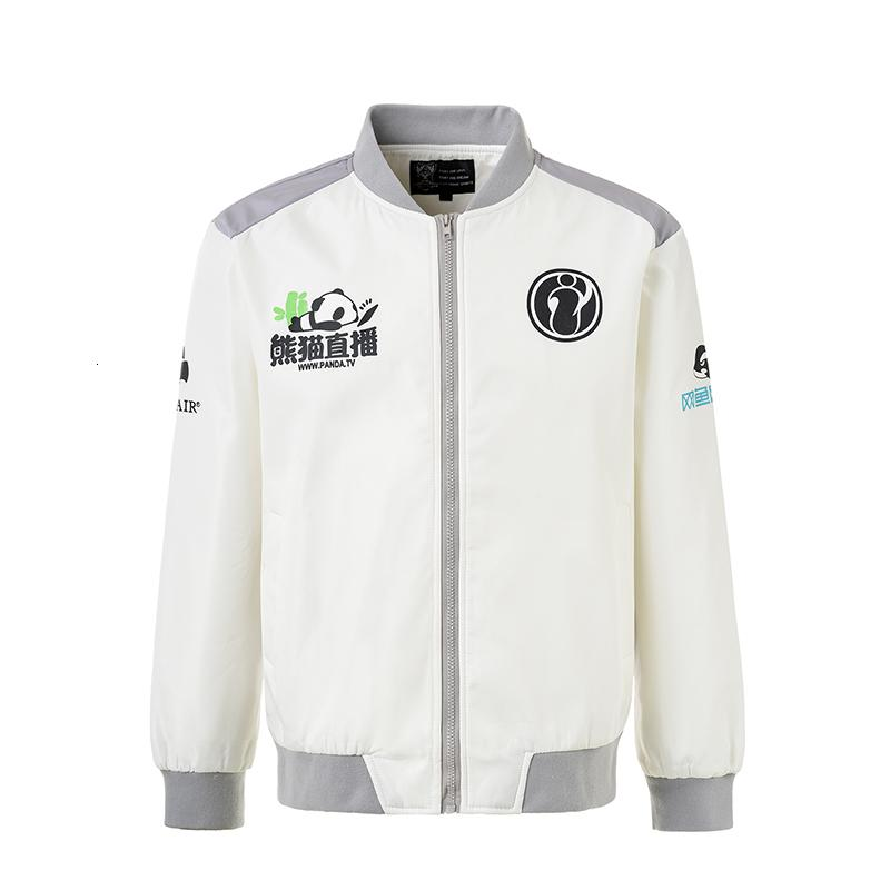 2019 Spring Season IG S8 Jacket Invictus Gaming Team Jersey The Shy Rookie Jackeylove Jacket LPL Lol Pro League Coat DT191024