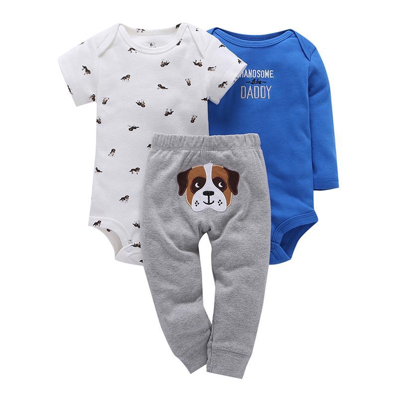 24ae765e232 Compre Carter Toddler Baby Boys Manga Corta 5 Piezas Body Pack Conjunto De  Ropa Body 6 Meses A 24 Meses Bebes Y18120801 A  15.28 Del Shenping02