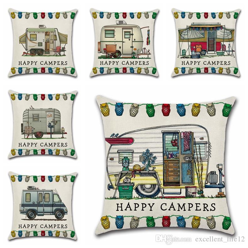 sewing camper cushion covers