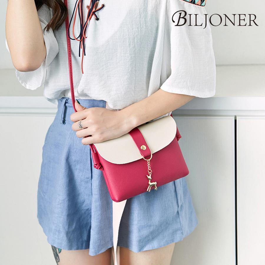 Designer Elegant Women Bag Deer Pendant Leather Bags For Girl Flip Open  Shoulder Bag Portable Crossbody Bag Bolsos Mujer Sac Main Crossbody Purses  Ladies ... f0d091fb64774