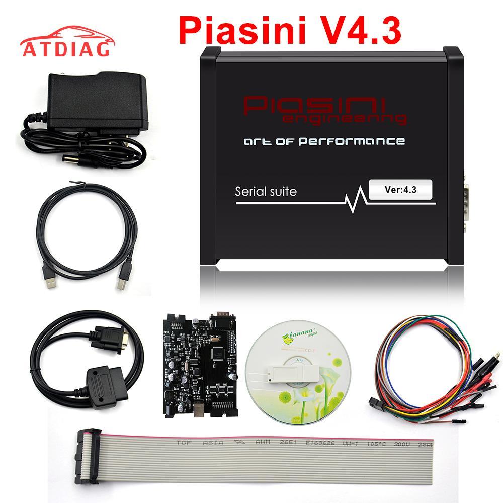 PIASINI V4 3 v4 1 MASTER Full Version ECU Programmer Serial Suite(JTAG-BDM-  K-line-L-line-RS232- CAN-BUS ) ECU Chip Tuning Tool