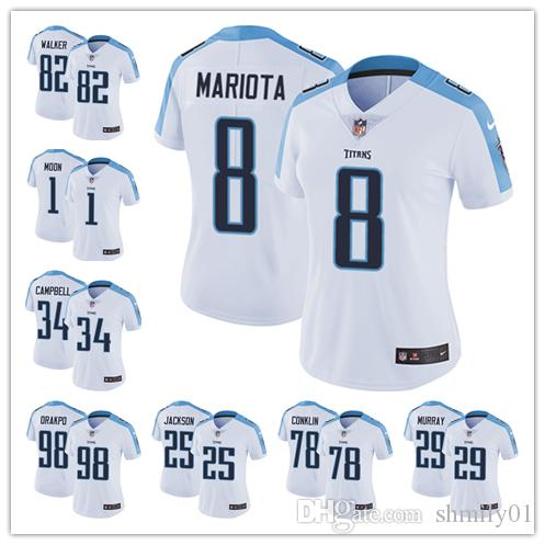 fc7bd03b3 Tennessee Men Titans Jersey #8 Marcus Mariota 22 Derrick Henry 25 Asa  Jackson 31 Kevin Byard Home Stitched Jersey Cheap Sales Mens Suits For  Weddings Mens ...