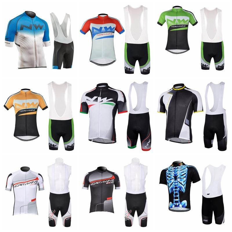 e196a1f76 NW Northwave 2019 Cycling Jersey Short Sleeve Summer MTB Cycling ...