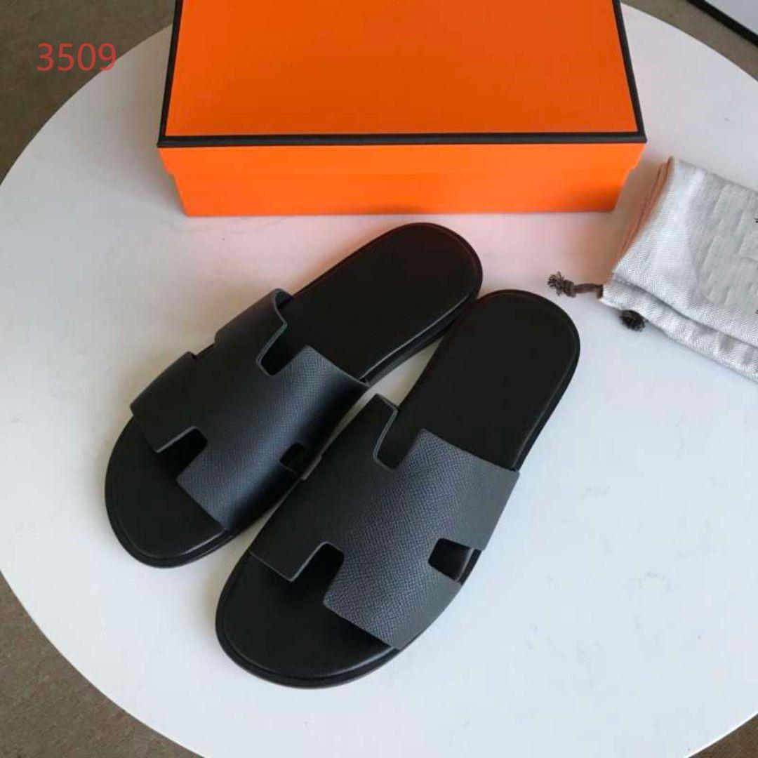 c01e5ec8bf8 2019 Mens Sandals Designer Shoes Luxury Slide Summer Fashion Wide Flat  Slippery Sandals Slipper Flip Flop Size 38 45 Shoe Boots Fashion Shoes From  Luishen05 ...