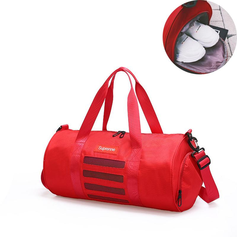 38fb4db2c96e Gym Bag Women Men for Fitness Shoulder Gird Travel Bag Camping ...