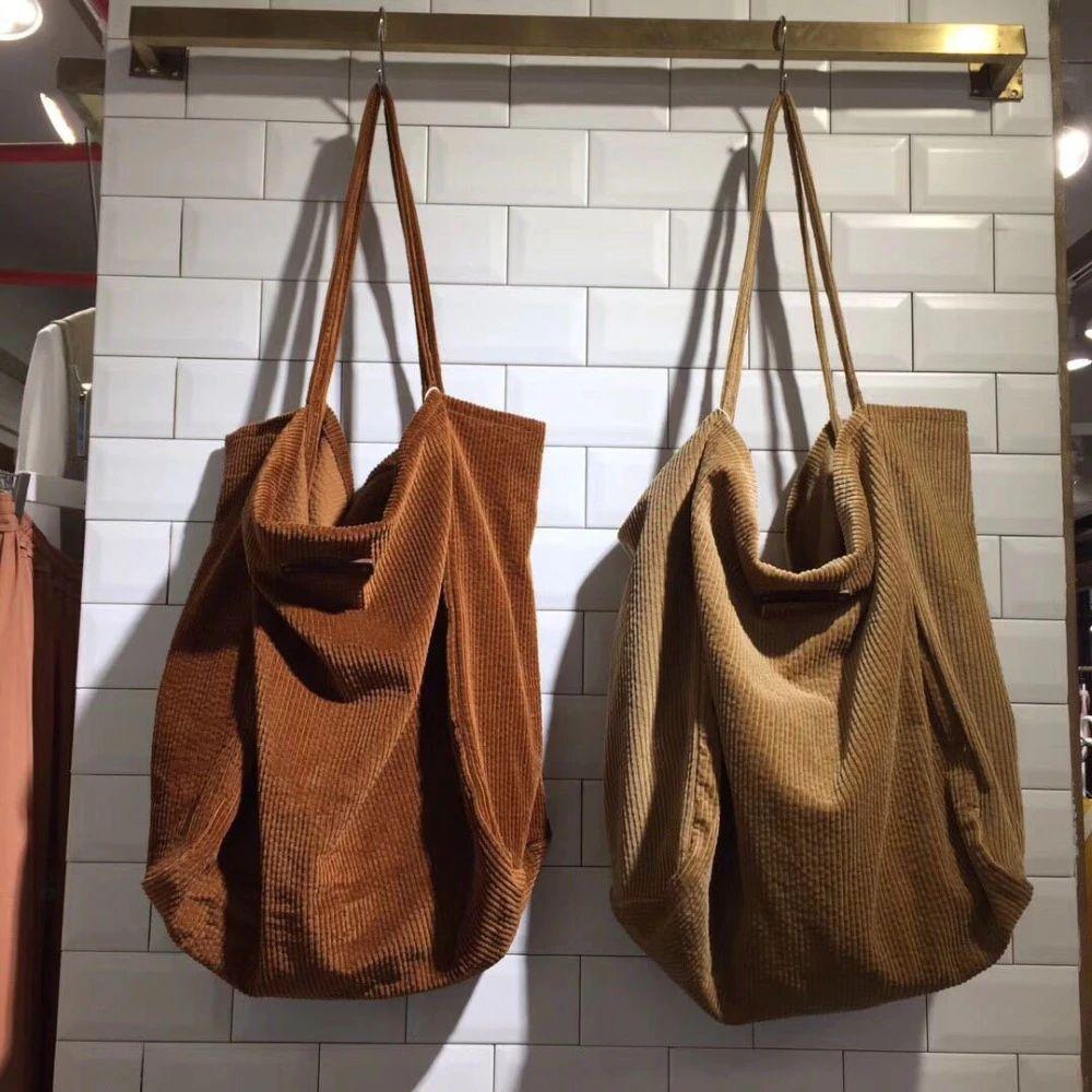 Vintage Bag For Girls Corduroy Shoulder Bag Manufacturers Sell High Quality  Leisure Bags Handbags Wholesale Purses For Sale From Naforan, $32.53   DHgate.Com