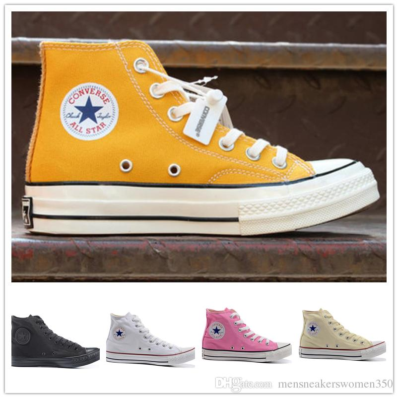 Designer CONVERSE men women shoes 2019 New 1970er Jahre Skate Schuhe Originals Classic 1970 Schuhe gemeinsam Name CDG spielen Big Eyes Skateboard Casual Sneakers 35-43