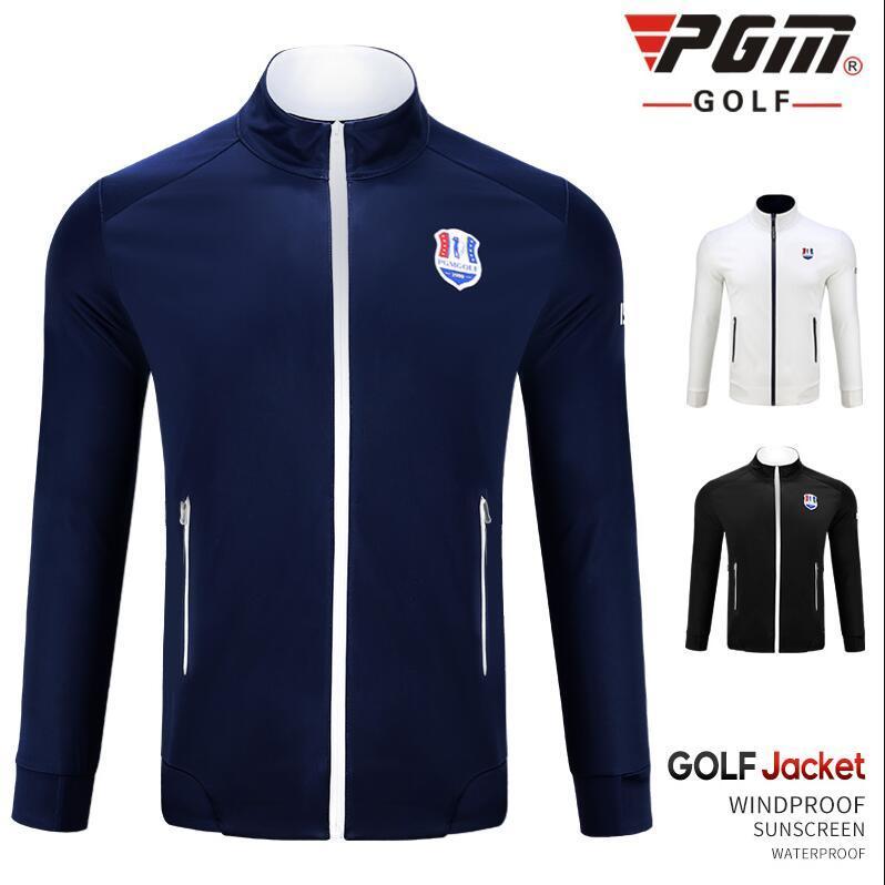 2e8d81dfb9f20a Großhandel PGM Golf Herrenjacke Herbst Winter Outdoor Sport ...