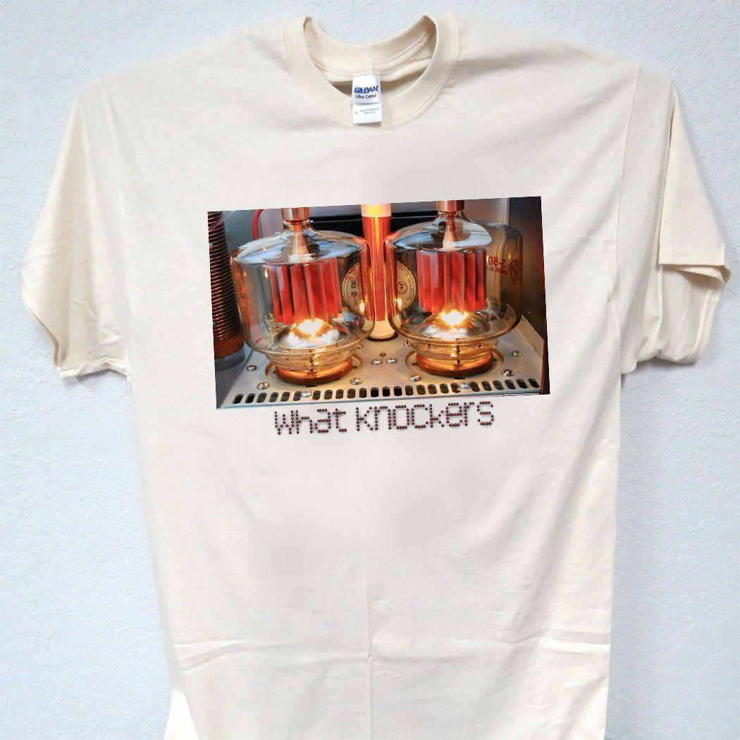 TUBE POWER AMP, KDOEXE,1500watt, Ham Radio T-SHIRT Funny free shipping  Unisex Casual Tshirt top