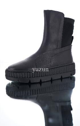 wholesale dealer 44484 01578 top hot Rihanna x Fenty Chelsea Sneaker Boot,ladies running shoes,formal  shoes for women,trainers athletic best online sports running shoes