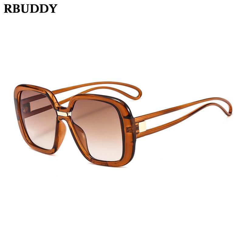 4944996970a Big Frame Gradual Change Sunglasses Women 2019 Round Brand Luxury Sun Glasses  Female Lentes De Sol Mujer Gafas Glasses Oculos Online with  31.46 Piece on  ...
