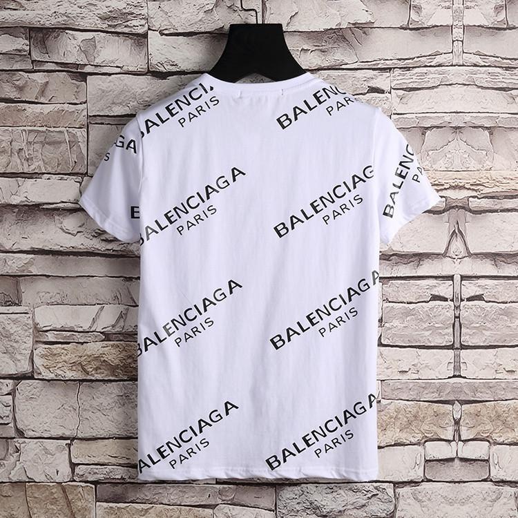 designer fashion detailed look latest fashion 2019 luxurys Brands BB MODE logo Homme Letter Printed g T-shirt Short  Sleeve women/men Hip Hop Street Style off Tops Tee 16503