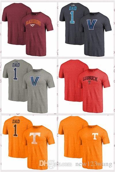 e815e23e718 Fanatics Branded Texas Tech Virginia Tech Tennessee Volunteers ...