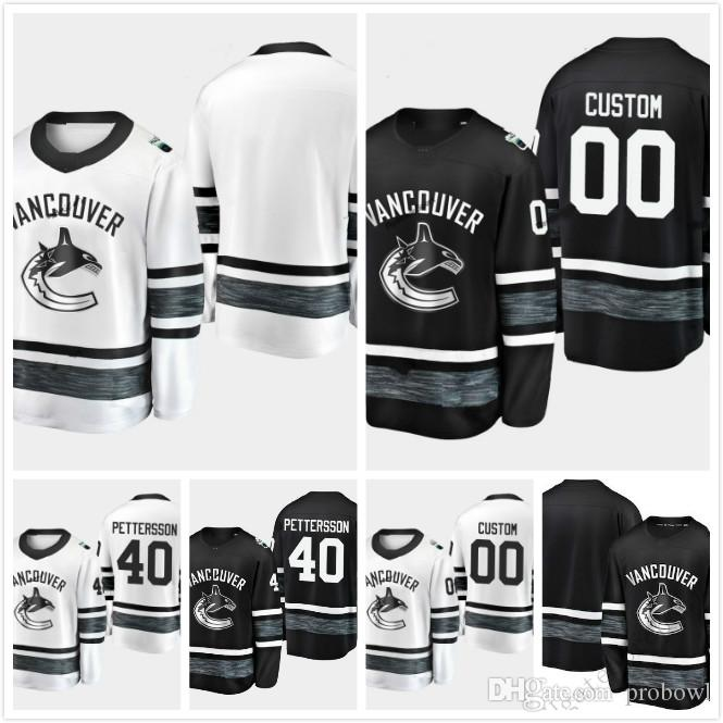 f0c243e81 2019 All-Star Game Parley Customize Jerseys Black White 40 Elias ...