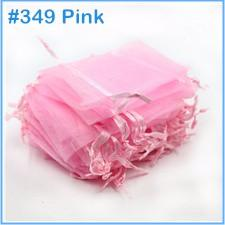 Large Organza Bags 30x40cm Drawstring Organza Gift Bags Wedding Candy Favor Pouch For Jewelry Packaging Can Custom Logo
