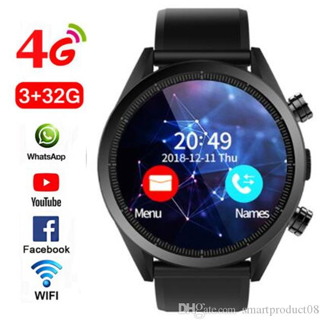 daa2363e2 X360 Smart Watch Android 7.1 3GB RAM 32GB ROM 200W CAMERA Smartwatch ...