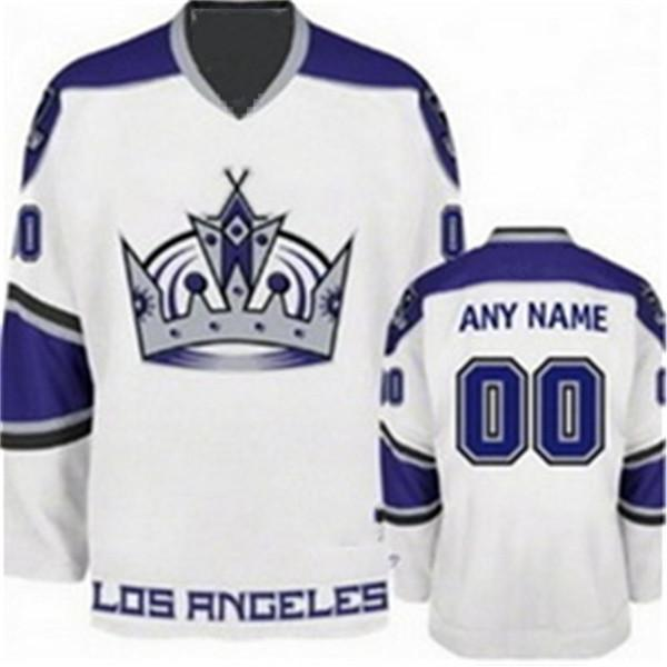 timeless design 8f8ab 06217 Custom Los Angeles Kings Jersey Martinez Campbell Lewis Wagner Pearson  LaDue Brodzinski Phaneuf Fantenberg Clifford Amadio Vachon