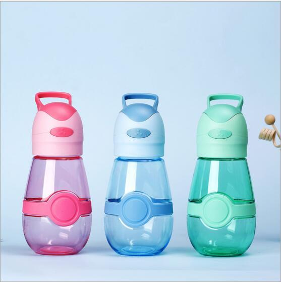 Fan Cup Fans Water Bottle kids Summer Outdoor Sports Cooling Cups Portable Travel Mug USB Charge Baby Feeding Cups Camping Fan Cups E349