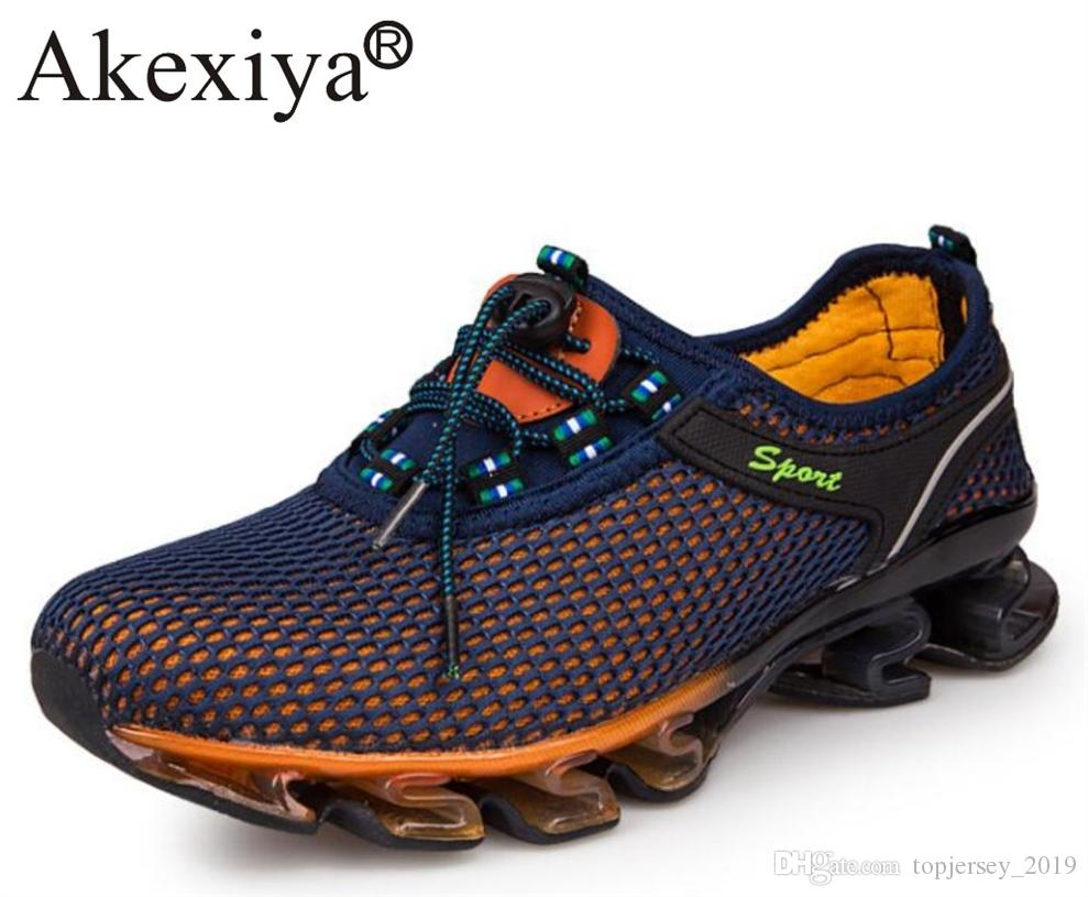 0fe914635a29 2019 New Super Light Running Shoes For Men Outdoor Sports Shoes Men  Breathable   Cushioning Sneakers Athletic  174999 From Topjersey 2019