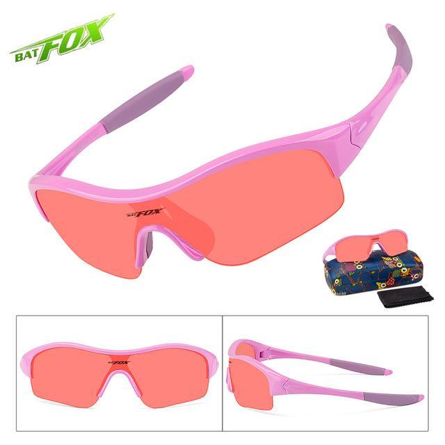 fd24d7ea4bd BATFOX 2019 New Kids Silica Soft Sunglasses Flexible Safety Frame Shades  For Boy Girl Child Baby Sun Glasses UV400 Eyewear Shade Cycling Eyewear  Cheap ...