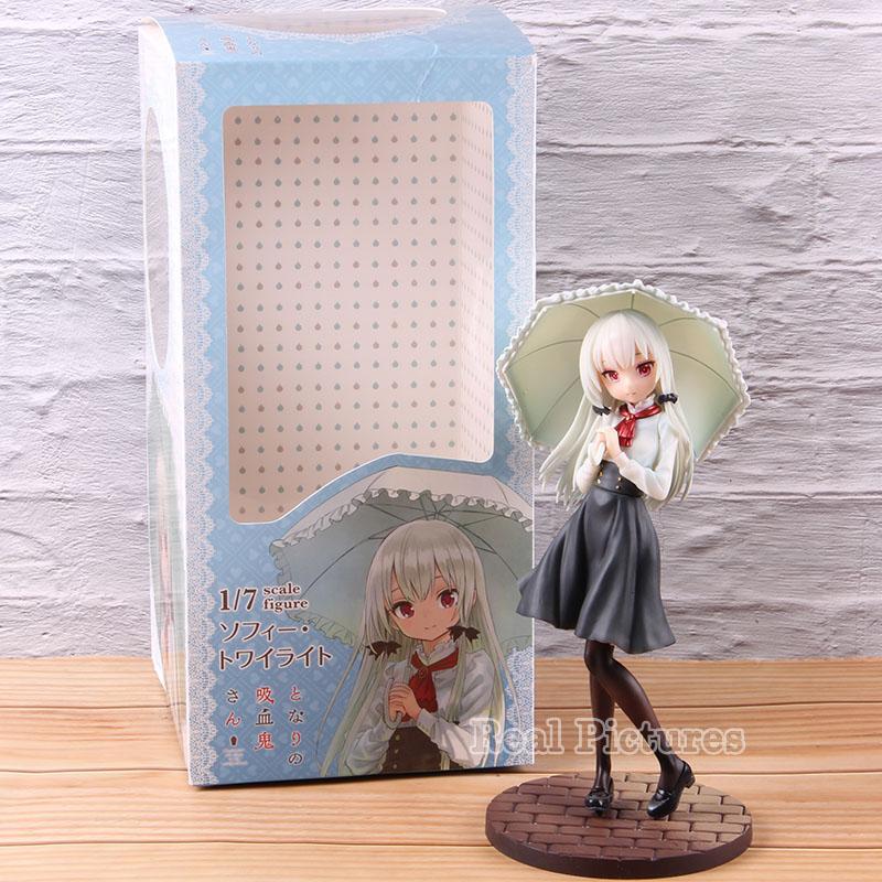 Vampire PVC Figure Anime Girl Sophie Twilight who lives in my neighborhood Ms